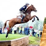 Boyd Martin and Neville Bardos at Rolex