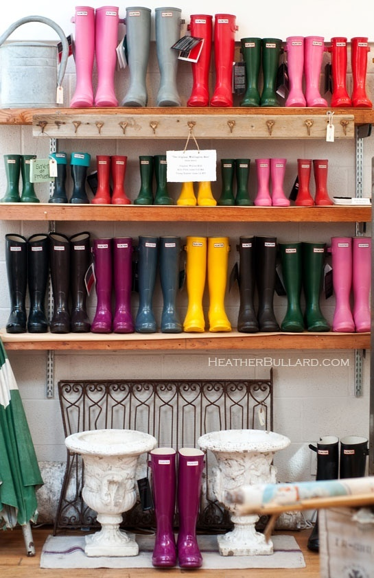 Shoes online. Where can i buy hunter boots