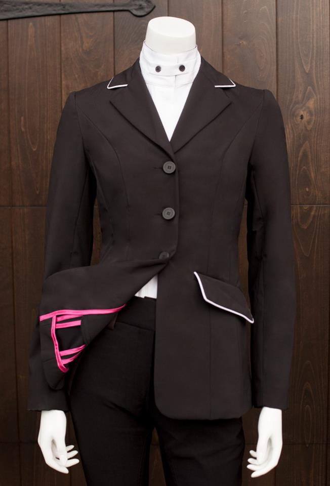 Show Jackets For The Fashion Forward Rider Velvet Rider