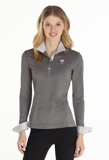 Review: Asmar Equestrian Convertible Long Sleeve Polo