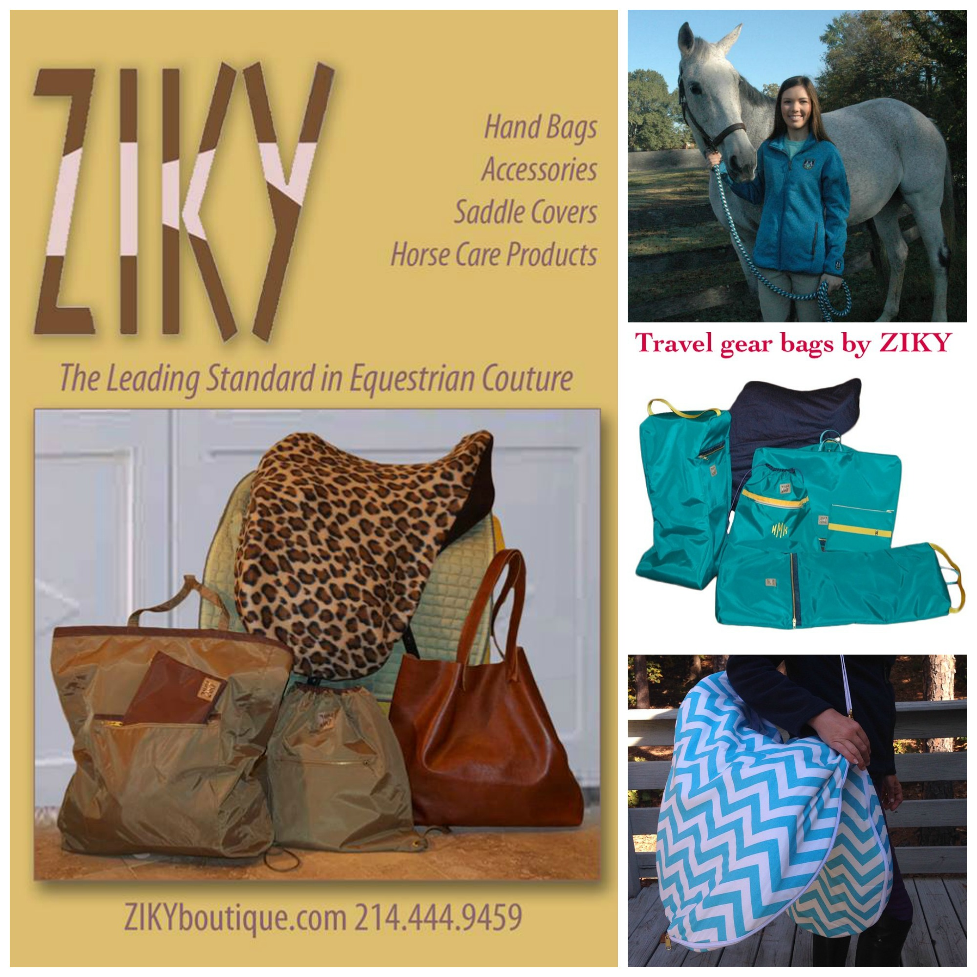 Day Three: Ziky Boutique | Velvet Rider